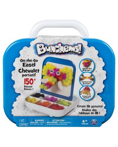 Set creativ Bunchems - In cutie - 1