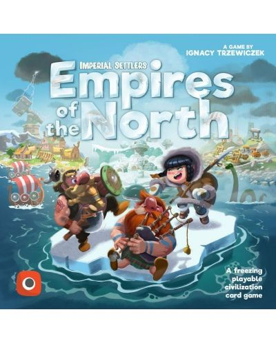 Imperial Settlers - Empires of the North - 1