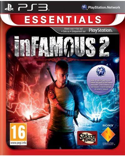 inFAMOUS 2 - Essentials (PS3) - 1