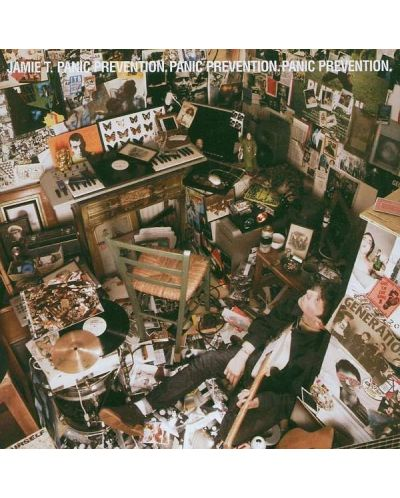 Jamie T - Panic Prevention (CD) - 1