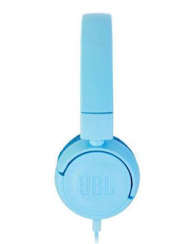 Casti pentru copii  JBL - JR300, albastre - 3