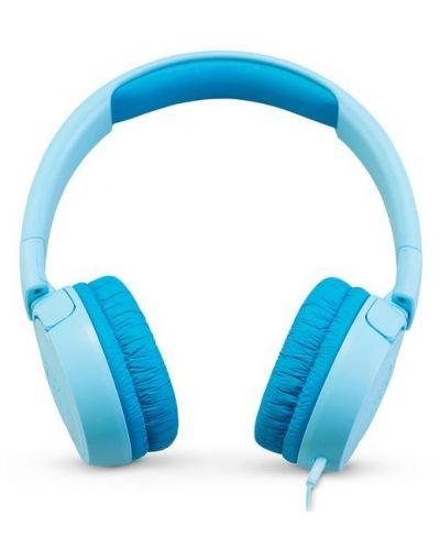 Casti pentru copii  JBL - JR300, albastre - 2