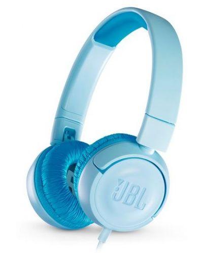 Casti pentru copii  JBL - JR300, albastre - 1