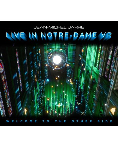 Jean-Michel Jarre - Welcome To The Other Side CD Digipack - 1