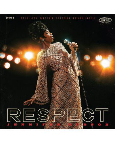 Jennifer Hudson Respect Original Motion Picture LP - 1