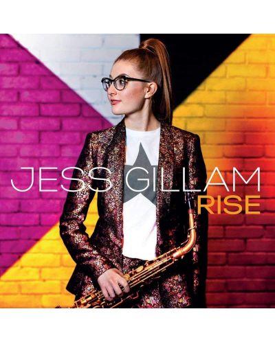 Jess Gillam - Rise (CD) - 1