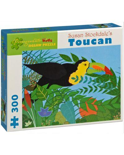 Puzzle Pomegranate de 300 piese - Toucan, Susan Stockdale - 1