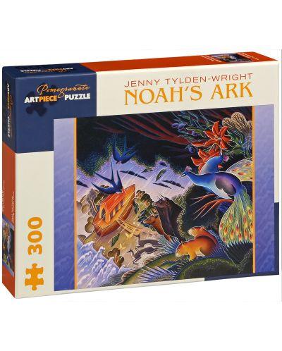 Puzzle Pomegranate de 300 piese - Arca lui Noe, Jenny Tylden-Wright - 1