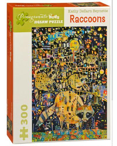 Puzzle Pomegranate de 300 piese - Ratoni, Kathy Beynette - 1