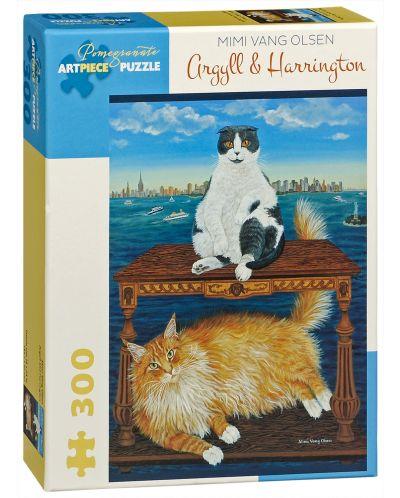 Puzzle Pomegranate de 300 piese - Argyll si Harrington, Mimi Vang Olsen - 1
