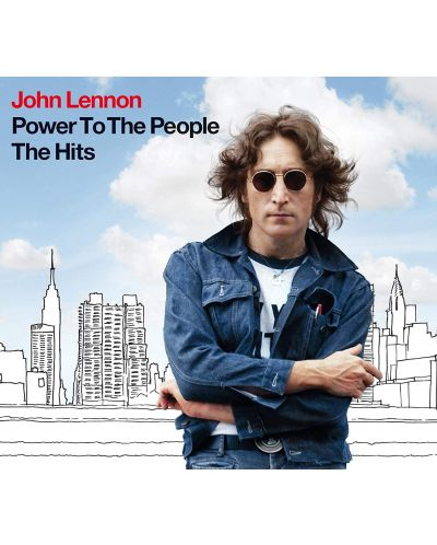 John Lennon - Power to the People - The Hits (CD) - 1