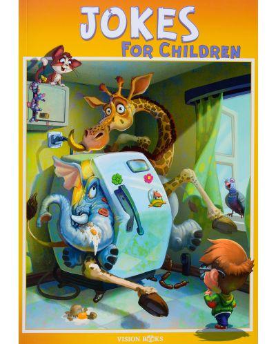 Jokes for Children (Glume pentru copii in engleza) - 1