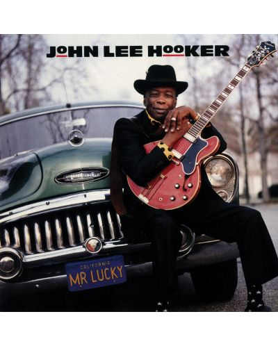 John Lee Hooker - Mr. Lucky (CD) - 1