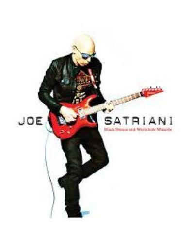 Joe Satriani - Black Swans and Wormhole Wizards (CD) - 1