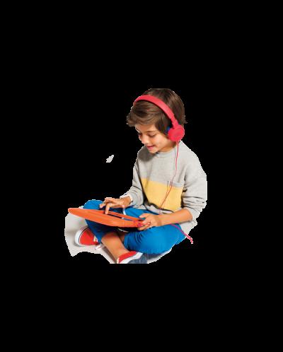 Casti pentru copii JBL JR300 - rosii - 5
