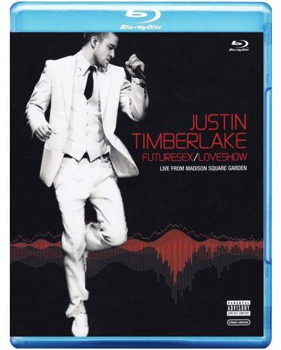 Justin Timberlake - FutureSex/LoveShow - Live (Blu-ray + DVD) - 1