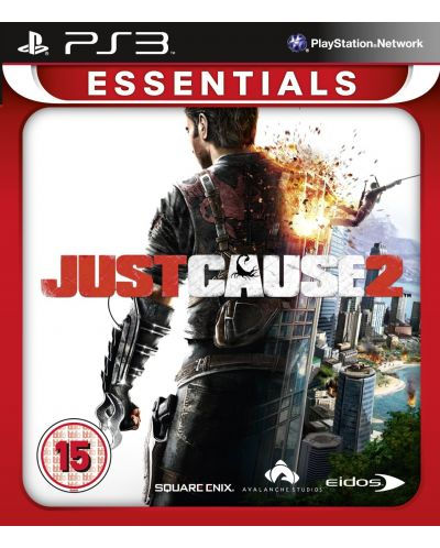 Just Cause 2 - Essentials (PS3) - 1
