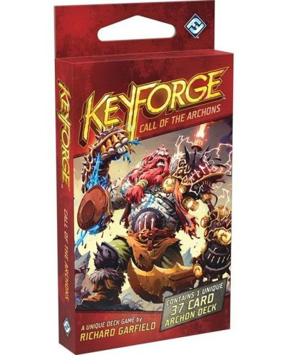 Keyforge - Call Of The Archons - Archon Deck - 1
