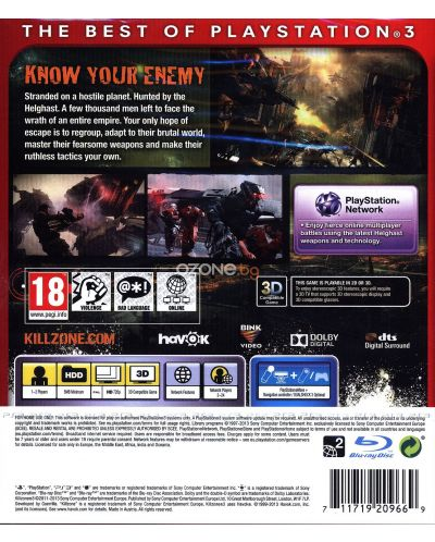 Killzone 3 - Essentials (PS3) - 15