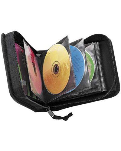 Clasor pentru 32 buc. CD - Case Logic, negru - 4