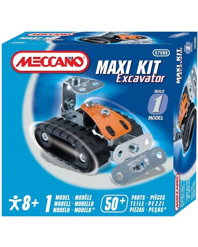 Constructor Meccano - Maxi Kit, sortiment - 3