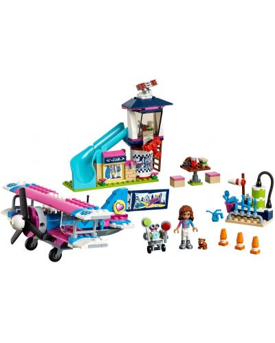 Set de construit Lego Friends - Flight over Hartlake (41343) - 4