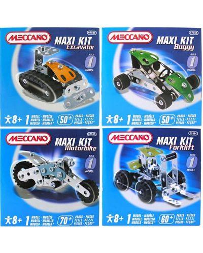 Constructor Meccano - Maxi Kit, sortiment - 2