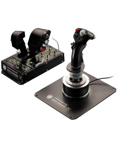 Set joystick si throttle Thrustmaster - Hotas Warthog, pentru PC - 3