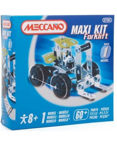 Constructor Meccano - Maxi Kit, sortiment - 4