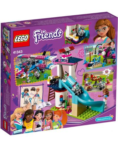 Set de construit Lego Friends - Flight over Hartlake (41343) - 2