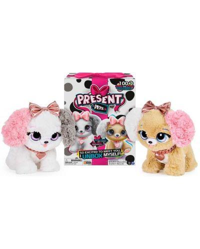 Catel surpriza Spin Master Present pets - Quel sau Princess - 1