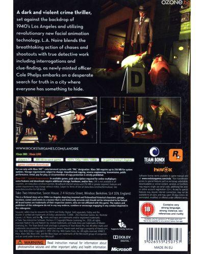 L.A. Noire (Xbox 360) - 3