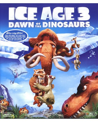 Ice Age: Dawn of the Dinosaurs (Blu-ray) - 1