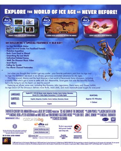 Ice Age: Dawn of the Dinosaurs (Blu-ray) - 2