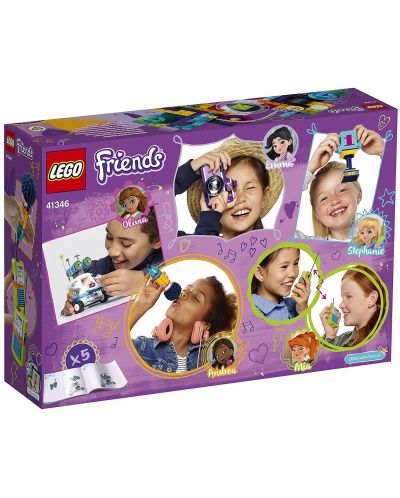 Constructor Lego Friends - Cutia prieteniei (41346) - 4