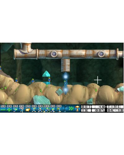 Lemmings - Platinum (PSP) - 11