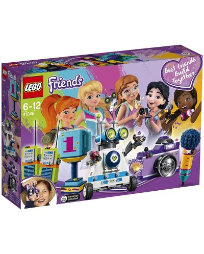 Constructor Lego Friends - Cutia prieteniei (41346) - 1