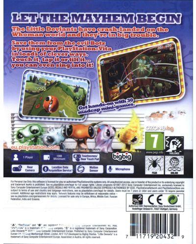 Little Deviants (PS Vita) - 3