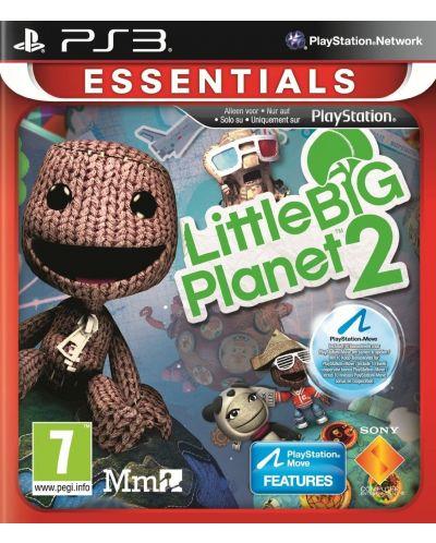LittleBigPlanet 2 - Essentials (PS3) - 1