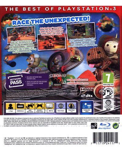 LittleBigPlanet Karting - Essentials (PS3) - 15