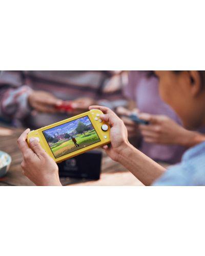 Nintendo Switch Lite - Yellow - 5