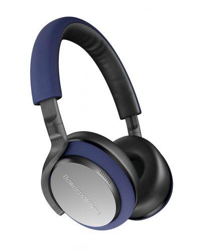 Casti Bowers & Wilkins - PX5, Noise Cancelling, albastre - 2