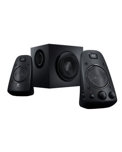 Sistem audio Logitech - Z623, 2.1, negru - 1