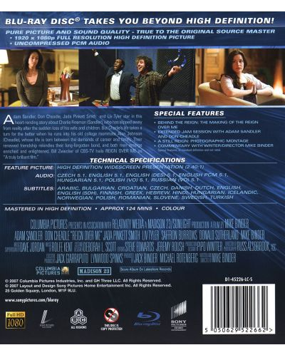 Reign Over Me (Blu-ray) - 11
