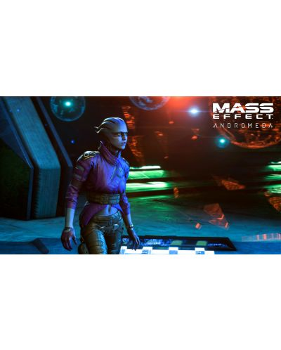 Mass Effect Andromeda (PS4) - 4