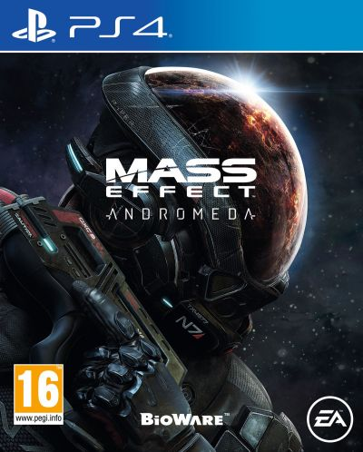 Mass Effect Andromeda (PS4) - 1