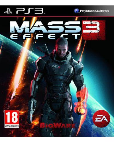Mass Effect 3 (PS3) - 1