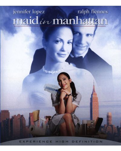 Maid in Manhattan (Blu-ray) - 1