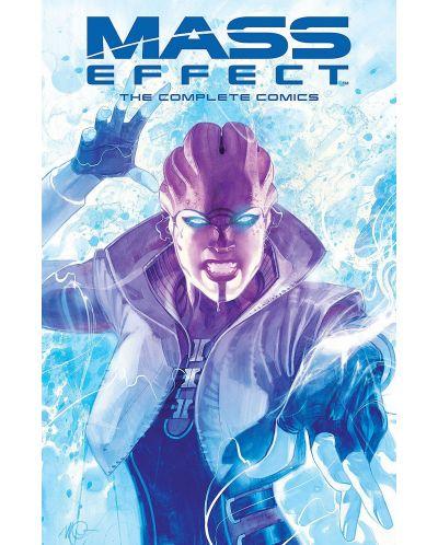 Mass Effect: The Complete Comics - 1