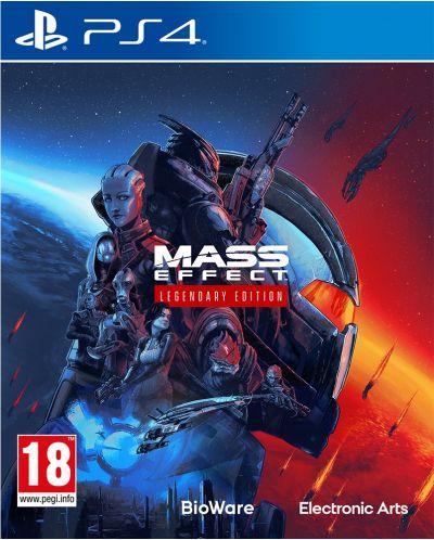 Mass Effect: Legendary Edition (PS4) - 1